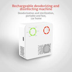 Les fruits de l'ozone stérilisateur purificateur d'air du générateur de désodorisation pour voiture réfrigérateur tuer les germes du Cabinet du caisson de nettoyage