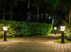 Painel Solar Jardim Chama de Luz Solar exterior LED de iluminação