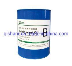 O óleo refrigerante do compressor de parafuso Mcquay Lubrificantes um