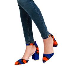 As mulheres fashion Verão Cool calcanhares