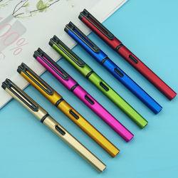 La publicidad de pintura en spray de agua de las plumas brillantes plumas las plumas de la firma personalizada bolígrafos de gel de varillas Multi-Color Obsequios