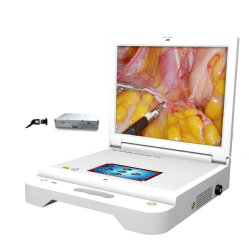 La laparoscopie/Ent/urologie/Arthroscopie de caméra endoscopique chirurgicale, Full HD 1080p Système de caméra endoscopique avec source lumineuse à LED Moniteur & Medical endoscope