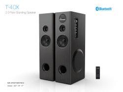 2.0 Bluetoothのホームシアターのスピーカーの専門の音声TVのスピーカーの床の永続的なスピーカーのカラオケのスピーカーロシア