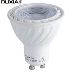 Die-Casting GU10 4W Светодиодный прожектор 100lm/Вт 2 лет гарантии