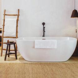 CT210-170 Glory Product High Quality Sanitary Ware OEM/ODM Hotel HHouse バスルームには、屋内独立型アクリル製バスタブが設置されている