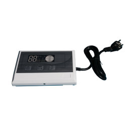 Compacto presurizado calentador de agua solar popular no controlador