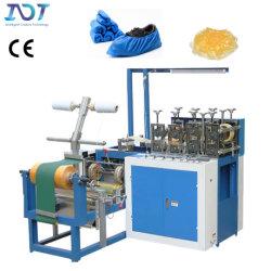 Barato preço Ultrasonic descartáveis de plástico elásticas PE equipamento para cobrir a fazer a máquina