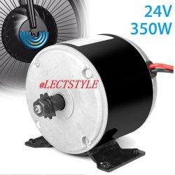 風力PmaのためのInsma DC 24Vの永久マグネット電気電動発電機!