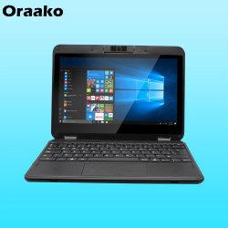 Robusto test di caduta da 70 cm, per bambini da 11.6 pollici, cinese a basso costo Win10 laptop economici per gli studenti Itel Small computer portatile Mini