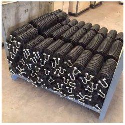 Tensor de la cinta transportadora de cerámica para la cinta transportadora