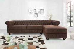 Повернуть рычаг Честерфилд диван гостиной мебели диван-кровать