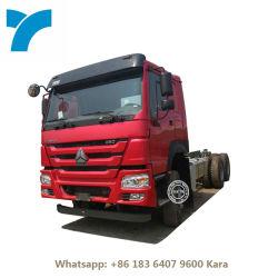 Sino utilisé rénové Secondhand 336HP HOWO 10 roues benne de camion à benne 6X4 Sinotruck Prime Mover ou du tracteur