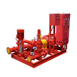 화재 펌프 디젤 엔진 Nfpa20/화재 싸움 펌프/디젤 엔진 화재 펌프 (디젤 엔진 Deutz 또는 다른 세계적으로 유명한 상표에)