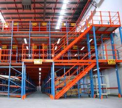 Plataforma de aço com suporte de aço industrial Mezzanine