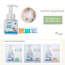 Drôle de lavage des mains au savon liquide en plastique DIY Kids Toy Première