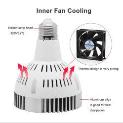 Volles Spektrum LED wachsen Pflanzenwachsende Licht-Lampe der Glühlampe-E27 LED für Innenhydroponik-Raum-Gemüseblumen-Gewächshaus