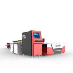 고속 탄소 스테인리스 스틸 황동 CNC 금속 레이저 절단 기계 산업 부품 도구용 기계