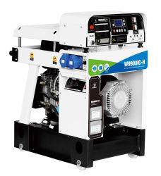 Generatore inverter generatore a magnete permanente per saldatura diesel da 8 kw Impostare saldatrice DC