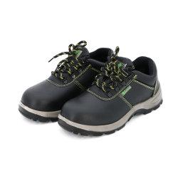 أحذية السلامة الخاصة بالعمال الحقيقية المقاومة للماء وسلامة الرياضات الجلدية