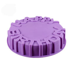 Custom CNC de polipropileno PP Impresión 3D de prototipado rápido prototipo Moldes de Silicona Muffin de silicona Moldes de silicona para la fabricación de moldes de piedra artificial