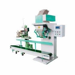 Sac de semi-automatique machine de conditionnement pour les poissons de la volaille Granule d'alimentation