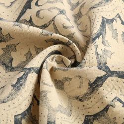 리넨 소파, 커튼 및 가구를 위한 혼합에 의하여 인쇄되는 직물