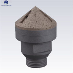 Jff006 Dissipador do contador de furar 1/2 gás para vidro Máquina de perfuração