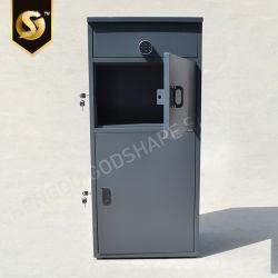 Outdoor Big Parcel Box Metal Customized OEM mailbox roestvrij staal Verzenddoos