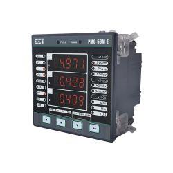 Suporte do PMC-53M-E DIN96 classe 0,5S Low-Cost trifásicas medidor do painel multifunção para medição de kWh de electricidade com LED de RS-485