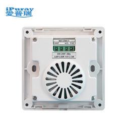 Ventilador de cinco velocidades y el interruptor de luz con Control Remoto (BRT-F005-T)