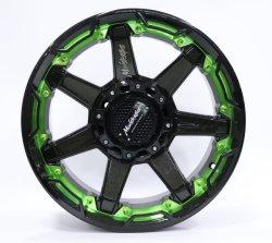 Liga de alumínio Aluguer Jante da roda de pós-venda para múltiplos modelos
