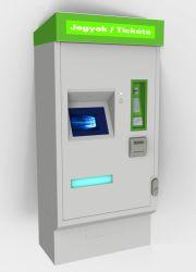 Zahlungs-Kiosk für Hotel und Mall, Bank