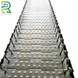Fornitore orizzontale del nastro trasportatore della ruspa spianatrice del piatto del acciaio al carbonio