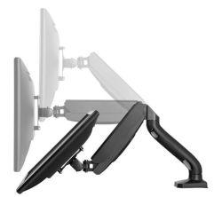 Molla a gas bilanciata per braccio monitor LCD