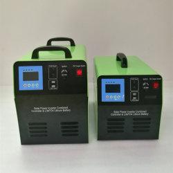 De Goedgekeurde Draagbare ZonneGenerator 1000W van Ce RoHS met Systeem van de Omschakelaar van de Golf van de Sinus van de Capaciteit LiFePO4 1408wh het Zuivere