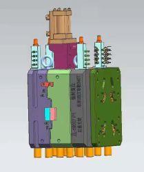 中国工場アルミニウム合金ダイキャスト工具