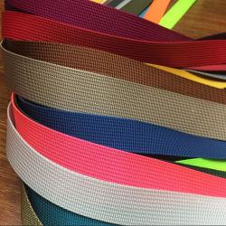 Cinghia della tessitura dello zaino della tessitura del poliestere tessitura del nylon da 1 pollice
