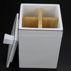 最もよい品質の世帯項目Polyresinの綿タンク(BP0009-SWP)