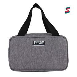 Тонкий портативный охладитель пакет Premium обед изолированный сумки для мужчин в поход для пикников и мягкие подушки безопасности системы охлаждения