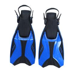 Adjustable Swim-Flossensnorkel-Flossen für schnorchelndes Tauchens-erwachsene Männer Women's