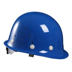 Isolamento elettrico fibra di vetro FRP GRP A4 regolabile alta qualità Elmetto di sicurezza CE Hard Hat elmetto in fibra di vetro per alte temperature Acciaierie