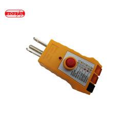 USA Testeur de prise électrique de la prise du circuit de sortie du testeur GFCI Testeur Analyseur de socket