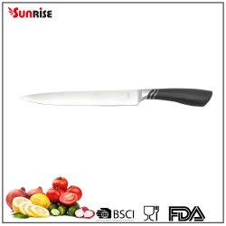 Ustensiles de cuisine 8 pouce de la sculpture avec couteau forgé de la poignée (KSK028)