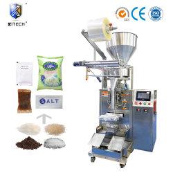 Automatische Vertikale Granulatsalz/Reis/Bohnen/Samen/Gewürze/Zucker/Popcorn/Obst/Kaffee/Nüsse/Teebeutel Beutel Beutel Lebensmittelverpackung Verpackung Abfüllmaschine