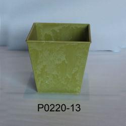 De groene Tuin plant de Decoratieve Plastic Pot van de Bloem