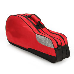 Singolo sacchetto di tennis del sacchetto di Duffle della racchetta di tennis della spalla di volano del sacchetto impermeabile ed antipolvere della racchetta