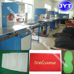 로터리 플레이트 HF PVC 트럭 바닥 카펫 용접기 무선 주파수 플라스틱 도어 매트 용접 기계