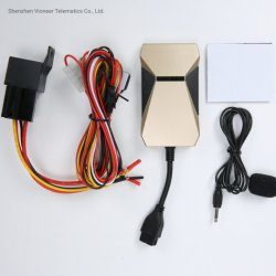 원격 음성 Monitoringvg01이 포함된 GPS 추적기