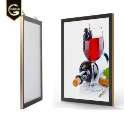 A4, A3, A2, A1 и A0 алюминия пользовательские рекламные фотографии или изображения/Snap/плакат/прижимной рамки
