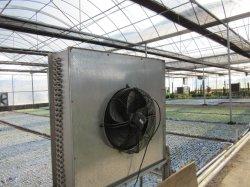 Hete Water van de Verwarmer van de Lucht van de Eenheid van Varmeventilator het Hangende aan de Rol van de Warmtewisselaar van de Lucht